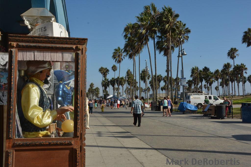 07 Venice Boardwalk Windward To Horizon