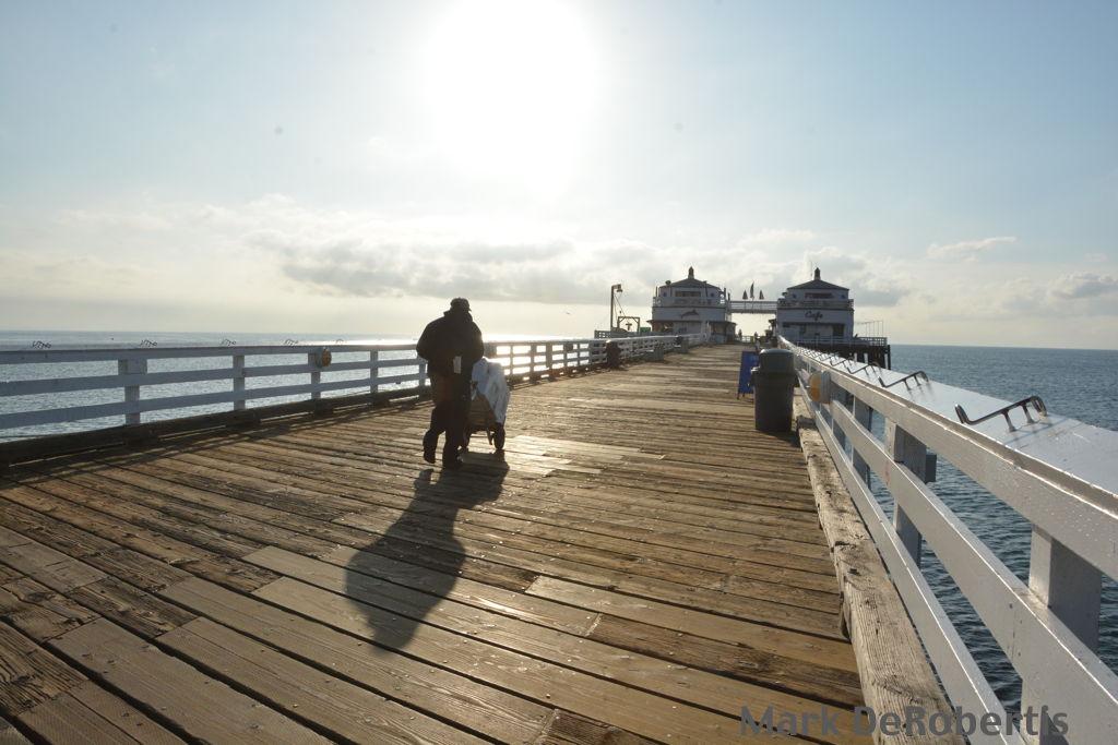 24 Malibu Pier